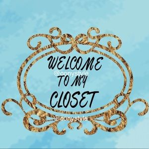 ✨Welcome to my closet ✨